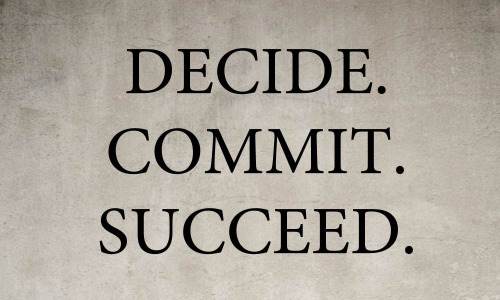 success-is-a-matter-of-your-decision