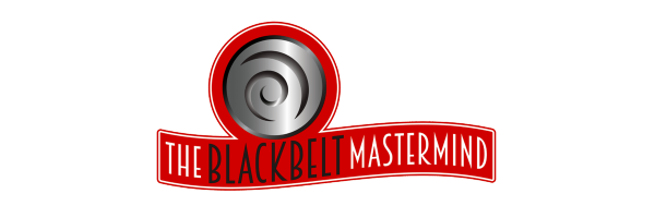 NLP Training to Change your Mind & Life with The Blackbelt Mastermind Logo