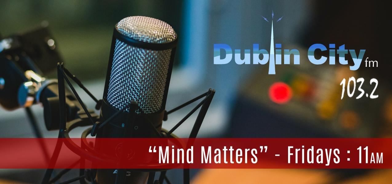 danielle serpico mind matters radio dublin city fm radio show