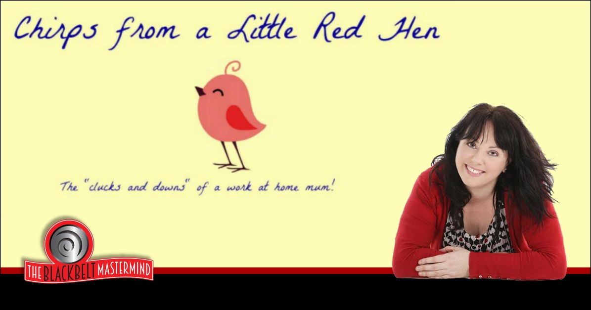 Your an Inspiration Interview with Chirps from a Little Red Hen